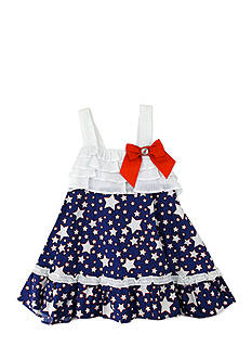 Nannette Stars Sundress Girls 4-6x