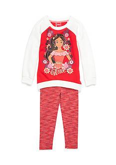 Disney Princess™ Princess Elena Legging 2-Piece Set Girls 4-6x