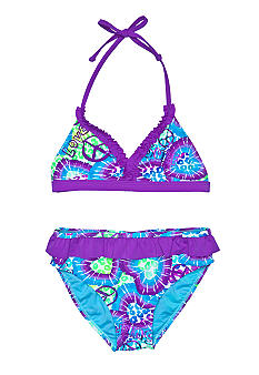 Breaking Waves Funky Love Bikini Girls 7-16