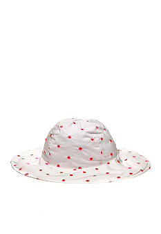 Carter's Shiffly Dot Sun Hat Toddler Girls - Online Only