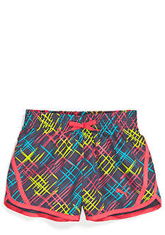 Puma Bright Color Woven Shorts Girls 7-16