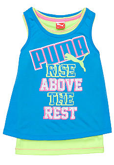 Puma Rise Above Tank Girls 4-6x