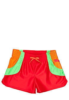 Puma Color Block Dazzle Short Girls 7-16