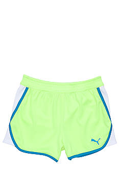 Puma Puma Criss Cross Mesh Short Girls 4-6x