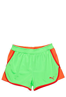 Puma Active Mesh Short Girls 7-16