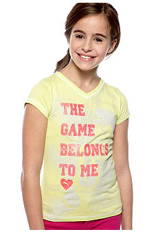 Puma Puma Game Tee Girls 7-16