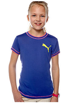 Puma Puma Active Cat Tee Girls 7-16