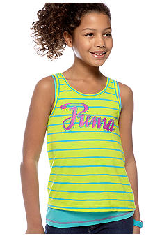 Puma Puma Double Tank Girls 7-16