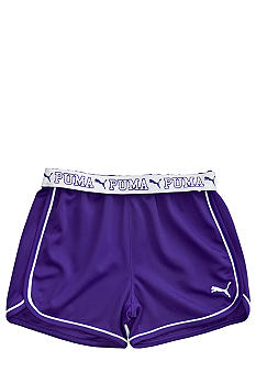 Puma Core Mesh Short Girls 7-16