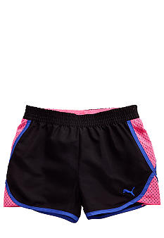 Puma Criss Cross Microfiber Short Girls 4-6X