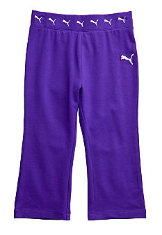 Puma Core Yoga Capri Girls 4-6X