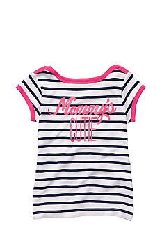 Carter's Stripe Bird Tee Girls 4-6X