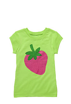 Carter's Strawberry Tee Girls 4-6X
