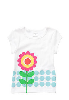 Carter's Flower Tee Girls 4-6X