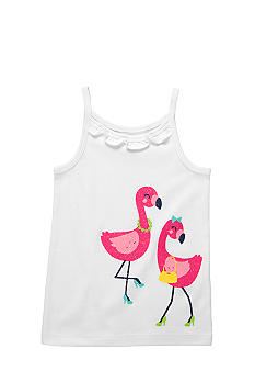 Carter's Flamingo Tank Top Girls 4-6X