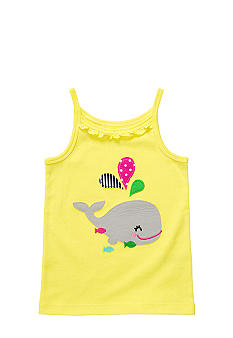 Carter's Whale Tank Girls 4-6X