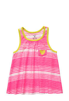 Carter's Stripe Tank Girls 4-6X