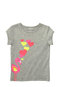 Carter's Flamingo Tee Girls 4-6X