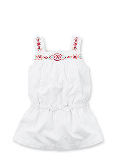 Carter's Embroidered Tunic Tank Top Girls 4-6x