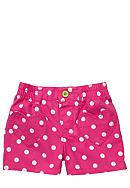 Carter's® Polka Dot Short Girls 4-6X