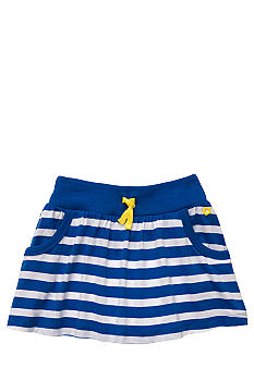 Carter's Navy Stripe Scooter Girls 4-6X