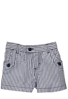 Carter's Seersucker Shorts Girls 4-6X
