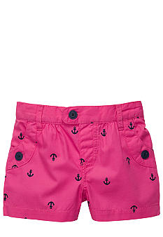 Carter's Anchor Shorts Girls 4-6X