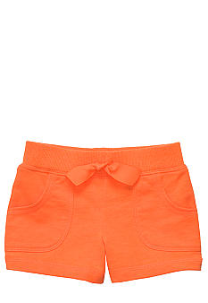 Carter's Orange Shorts Girls 4-6X