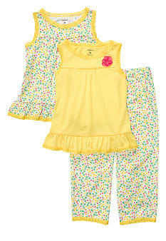 Carter's 3-Piece Pajama Set Girls 4-7
