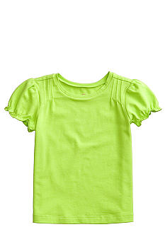 J Khaki Basic Tee Girls 4-6X
