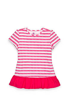 J Khaki™ Stripe Babydoll Top Girls 4-6x