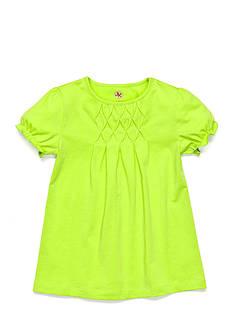 J Khaki™ Solid Babydoll Top Girls 4-6x