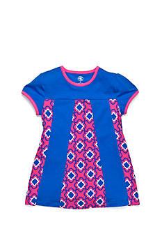 J Khaki™ Geo Print Babydoll Top Girls 4-6x