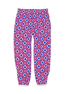 J Khaki™ Printed Jogger Pants Girls 4-6x