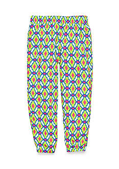 J Khaki™ Lattice Print Jogger Pants Girls 4-6x