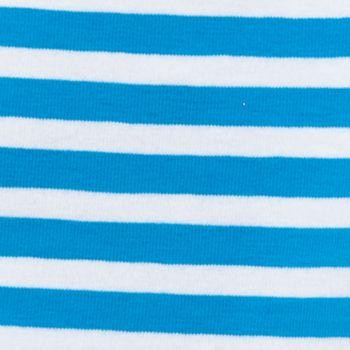 Mix and Match Kids Clothes: Girls 4-6x: Paris Turquoise J Khaki™ Stripe Biker Shorts Girl 4-6x