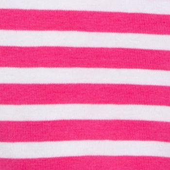 Little Girls Shorts and Capris: Pink Pop J Khaki™ Stripe Biker Shorts Girl 4-6x