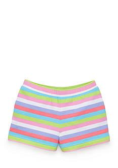 J Khaki™ Knit Striped Shorts Girls 4-6x