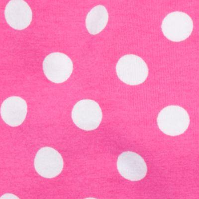 Little Girls Shorts and Capris: Pink Pop J Khaki™ Dot Biker Shorts Girls 4-6x