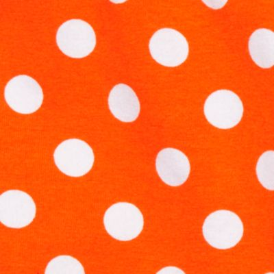Little Girls Shorts and Capris: Tangerine J Khaki™ Dot Biker Shorts Girls 4-6x