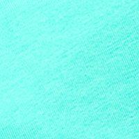 Little Girl Leggings and Pants: Turquoise Foam J. Khaki Solid Ruffle Leggings Girls 4-6x