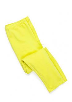 J Khaki™ Solid Leggings Girls 4-6x