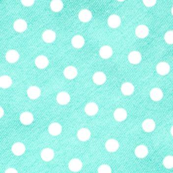 Little Girl Leggings and Pants: Turquoise Foam J Khaki™ Polka Dot Ruffle Leggings Girls 4-6x