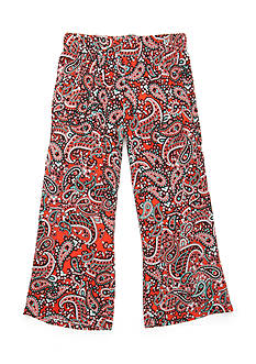 J Khaki™ Paisley Soft Pant Girls 4-6X