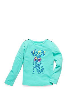 J Khaki™ Dalmatian Top Girls 4-6x