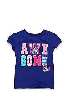 J Khaki™ 'Awesome' Top Girls 4-6x