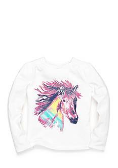 J Khaki™ Horse Top Girls 4-6x