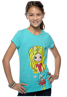 M. Hidary Fashion Girl Tee Girls 7-16