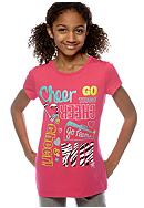 J Khaki™ Cheer Tee Girls 7-16