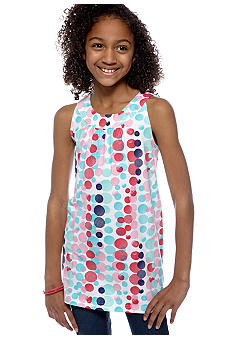J Khaki Babydoll Top Girls 7-16